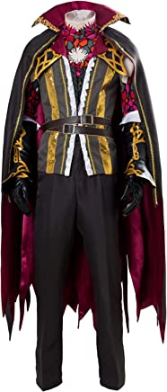 Mesodyn Bloodstained Ritual of The Night Costume Gebel Cosplay Suit
