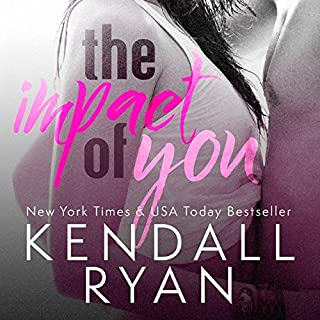 The Impact of You audiobook cover art