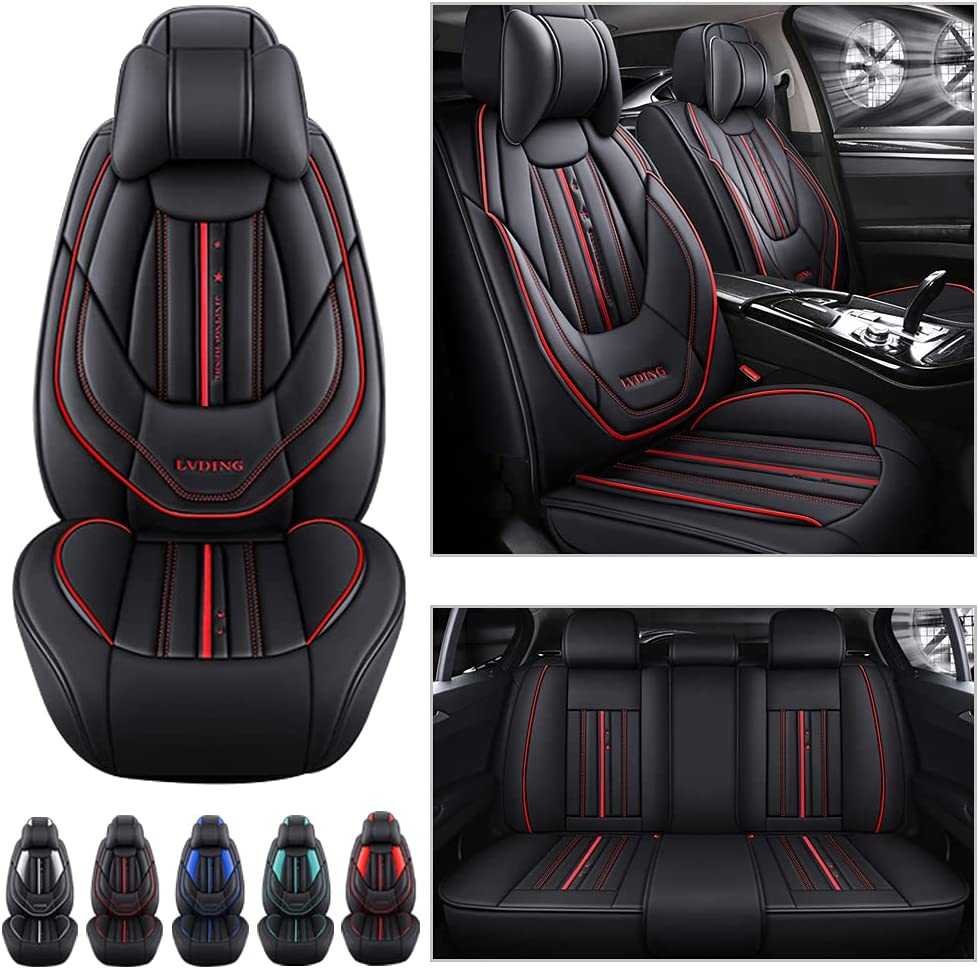 Universal Car Seat Covers for Ford Max 81% Austin Mall OFF Full Weather Coverage KA+ All