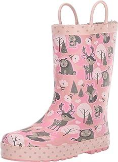 Western Chief Kids Girl's Whimsical Woodland Rain Boot (Toddler/Little Kid)