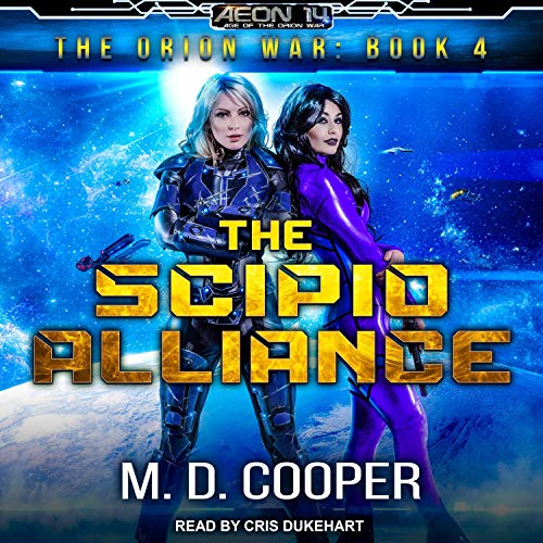 Couverture de The Scipio Alliance