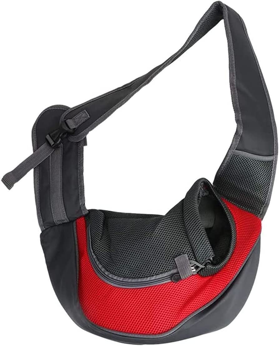 WGLL Pet Dog Sling Carrier Shou Breathable with Adjustable online shop net Inexpensive