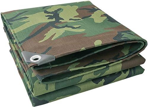 TAO-bache imperméable de bache de Toile de bache de Toile de bache de Toile de bache de Camouflage d'épaississement (Taille   3 x 5 m)