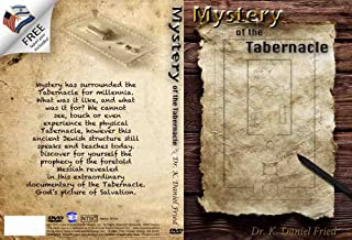 Tabernacle, the - The Mystery of the Tabernacle - DVD