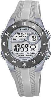 Calypso Reloj Digital para Unisex de Cuarzo con Correa en Plástico K5744/4