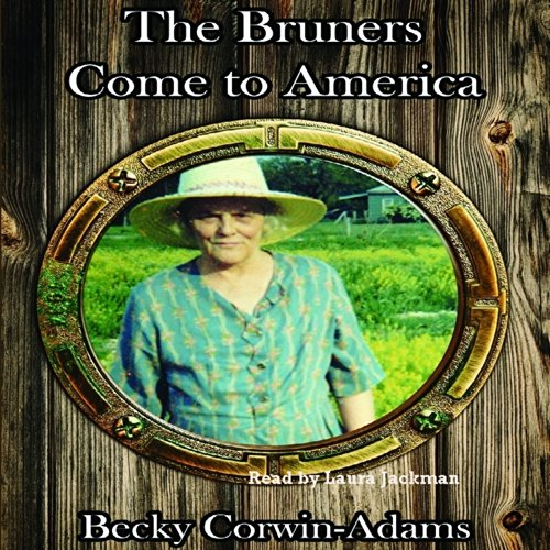 The Bruners Come to America audiobook cover art