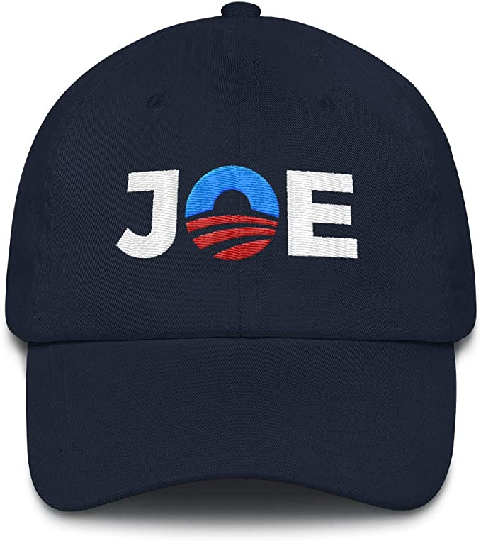 We Just Did 46 Hat Joe Biden 2020 President Election Anti Trump Baseball Cap Navy Blue Hat Embroidered Adjustable Dad Hat Cotton+Polyester