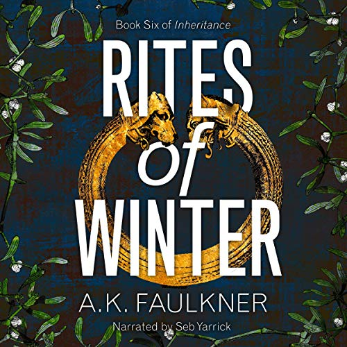 Rites of Winter  By  cover art