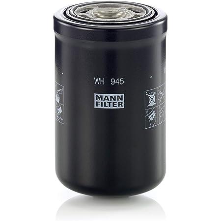 Original Mann Filter Hydraulikfilter Wh 945 Für Industrie Land Und Baumaschinen Auto