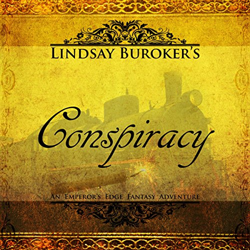 Conspiracy cover art