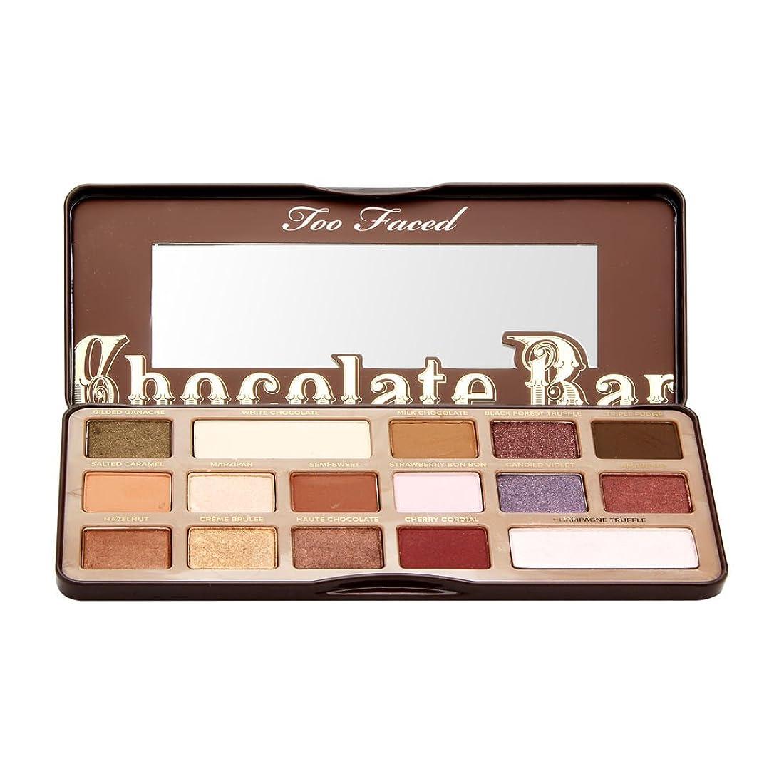 広告タワー離れたToo Faced Chocolate Bar Eye Shadow Collection (並行輸入品)