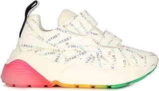 STELLA MCCARTNEY Luxury Fashion Womens 491513W1U429045 White Sneakers   Fall Winter 19
