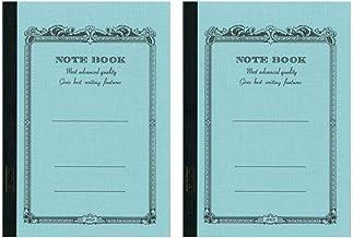 "Apica Notebook CD15 Light Blue - 7""x10"" (Pack of 2)"