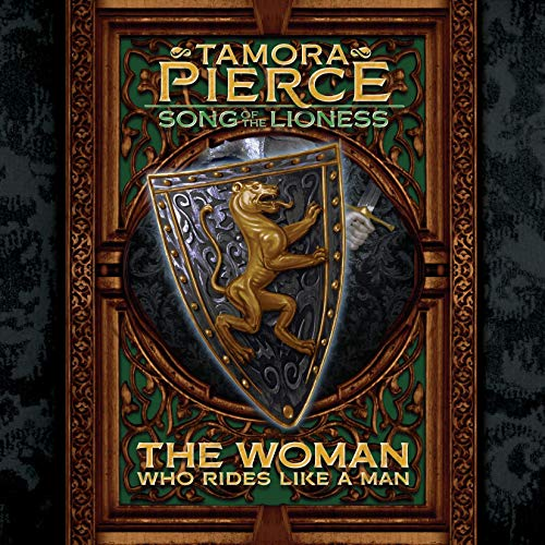 Couverture de The Woman Who Rides Like a Man