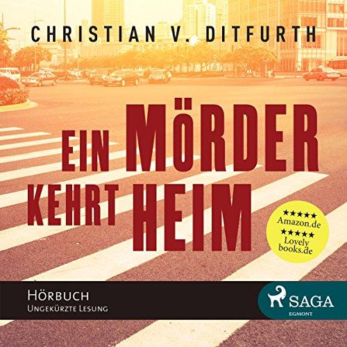 Ein Mörder kehrt heim audiobook cover art