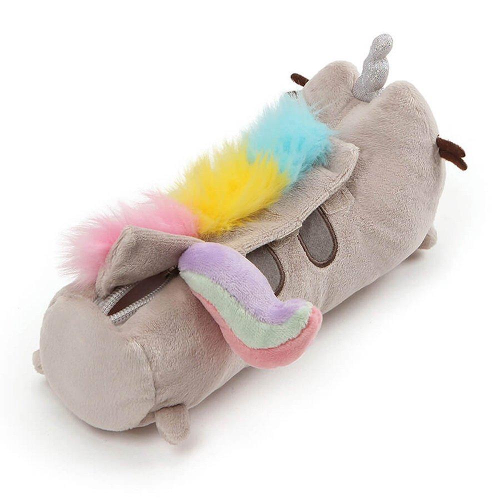 Gund - Pusheen, Estuche Unicornio, Multicolor, 8.9 x 21.6 x 7.6 cm (Enesco 4060824): Amazon.es: Juguetes y juegos