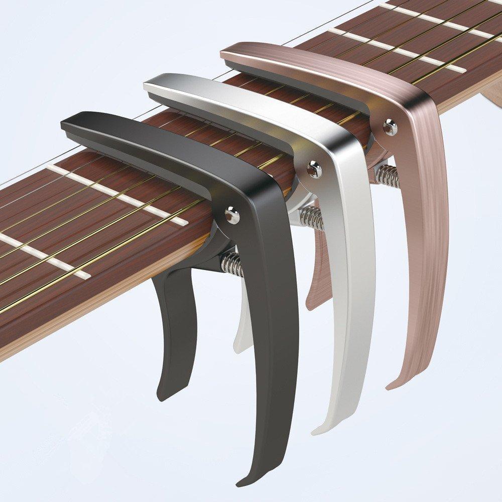 Cejilla para Guitarra para todas las guitarras de 6 cuerdas ...