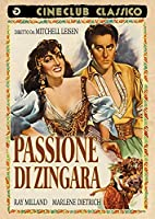 passione di zingara dvd Italian Import