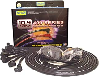 Taylor Cable 79051 Black 409 10.4mm Universal Fit Spiro-Wound Wire
