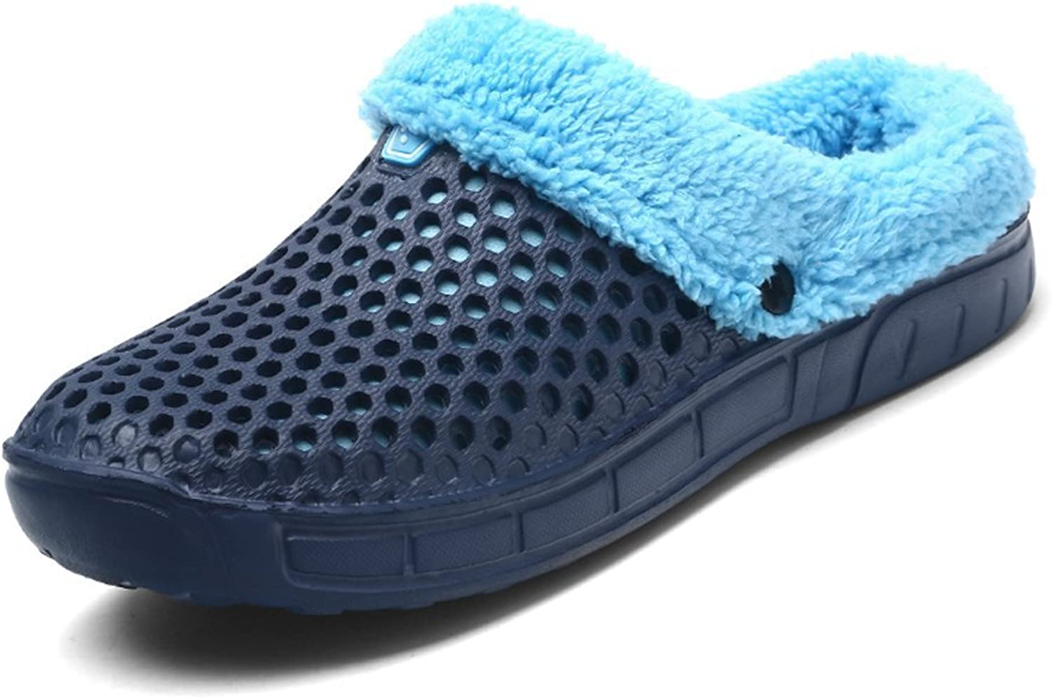 Z.SUO Men's Women's Breathable Mesh Lined Beach Outdoor Walking Garden Clogs Slippers