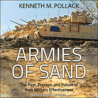 Armies of Sand audiobook cover art