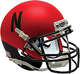 Schutt NCAA Nebraska Cornhuskers Replica XP Football Helmet