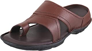 Mochi Men's Leather Slippers