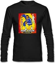 XIULUAN Men's Mike Tyson Mysteries T-Shirt Short Sleeve