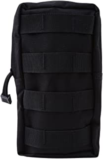 ODN Molle Pouches - Tactical Compact Water-Resistant EDC Pouch (Black)