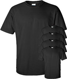 Gildan Men's Ultra Cotton T-Shirt (5 Pack)