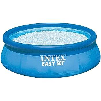 Intex 57190NP - Piscina hinchable con sillón 224 x 216 x 76 cm ...