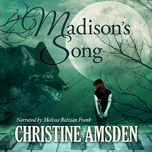 Madison's Song audiobook cover art