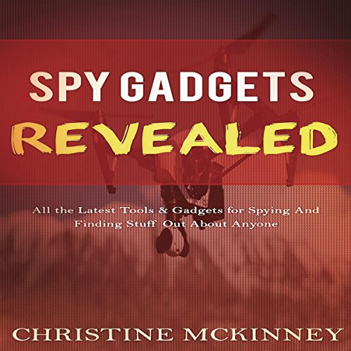 Spy Gadgets Revealed  By  cover art
