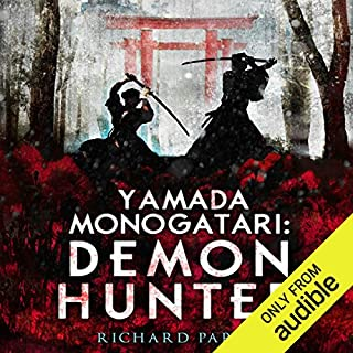 Yamada Monogatari: Demon Hunter                   By:                                                                                                                                 Richard Parks                               Narrated by:                                                                                                                                 Brian Nishii                      Length: 10 hrs and 9 mins     224 ratings     Overall 4.2