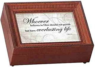 Roman Everlasting Life Brown Large Music Box
