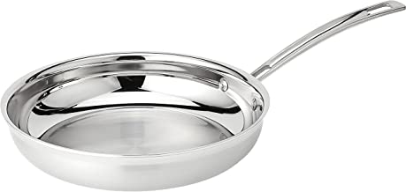 Cuisinart MCP22-24N MultiClad Pro Stainless 10-Inch Open Skillet