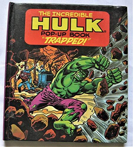 Stan Lee Presents the Incredible Hulk Pop-Up-Book
