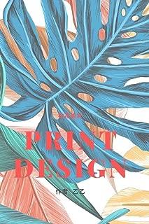 print design: fashion (Textile Book 1) (English Edition)