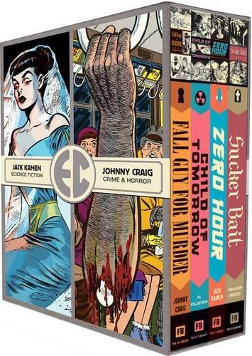 The EC Comics Slipcase Volume 2 (Ec Artists Library)