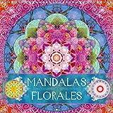 Mandalas Florales (Calendrier mural 2021 300 × 300 mm Square): Mandalas de fleurs translucides photographiées (Calendrier mensuel, 14 Pages )