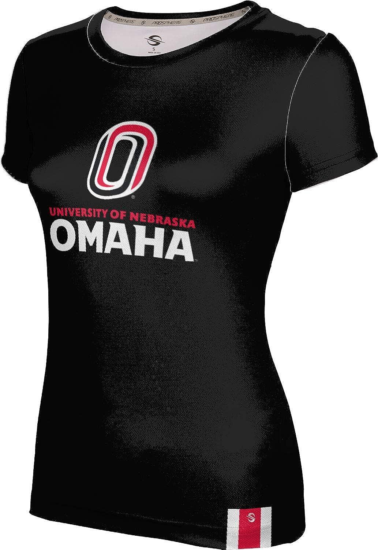 ProSphere University of Nebraska at Omaha Girls' Performance T-Shirt (Solid)