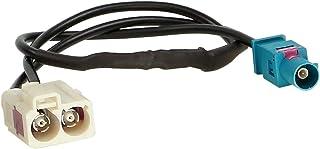 ACV 1524-23 dubbele Fakra antenneadapter voor Audi/Seat/Skoda/VW