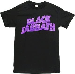 Black Sabbath - Logo T-Shirt Size L