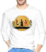 Samurai Champloo Unisex T-Shirts Cotton Long Sleeve Black ShirtBlouse