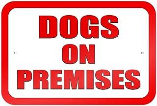 Dogs on Premises 9