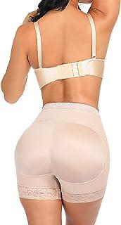 Butt Spons Pads Enhancer Control Knickers Hipster Bil Slips, Body Shaper Panty Gewatteerde Pad Butt Lifter Booty Hip Enhan...