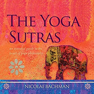 The Yoga Sutras audiobook cover art