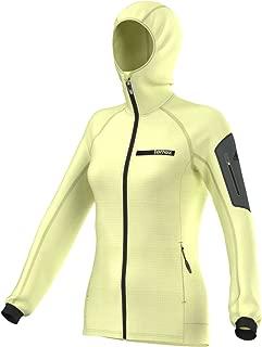 adidas outdoor Women's Terrex Stockhorn Hooded Fleece Jacket