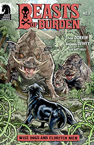 Beasts of Burden: Wise Dogs and Eldritch Men #3 (English Edition)