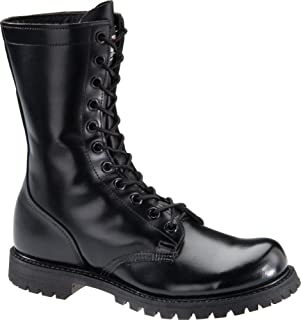 Men's 10 Inch Plain Toe Boot-M